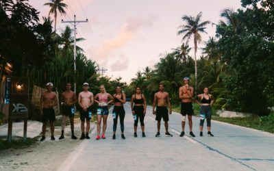 THE SIARGAO SESSION – ROUND II. CHALLENGING YOUR FITNESS AND MINDSET.