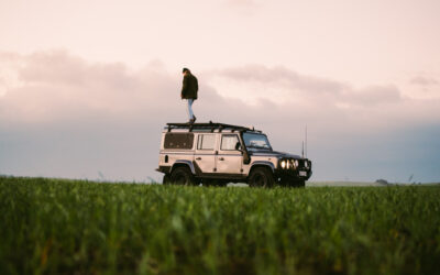 7 DAYS LATER: WEEKLY 101 – SHOOTING A LANDROVER.
